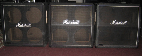 Guitar and Bass Amp, Cab and Combo Extravaganza!